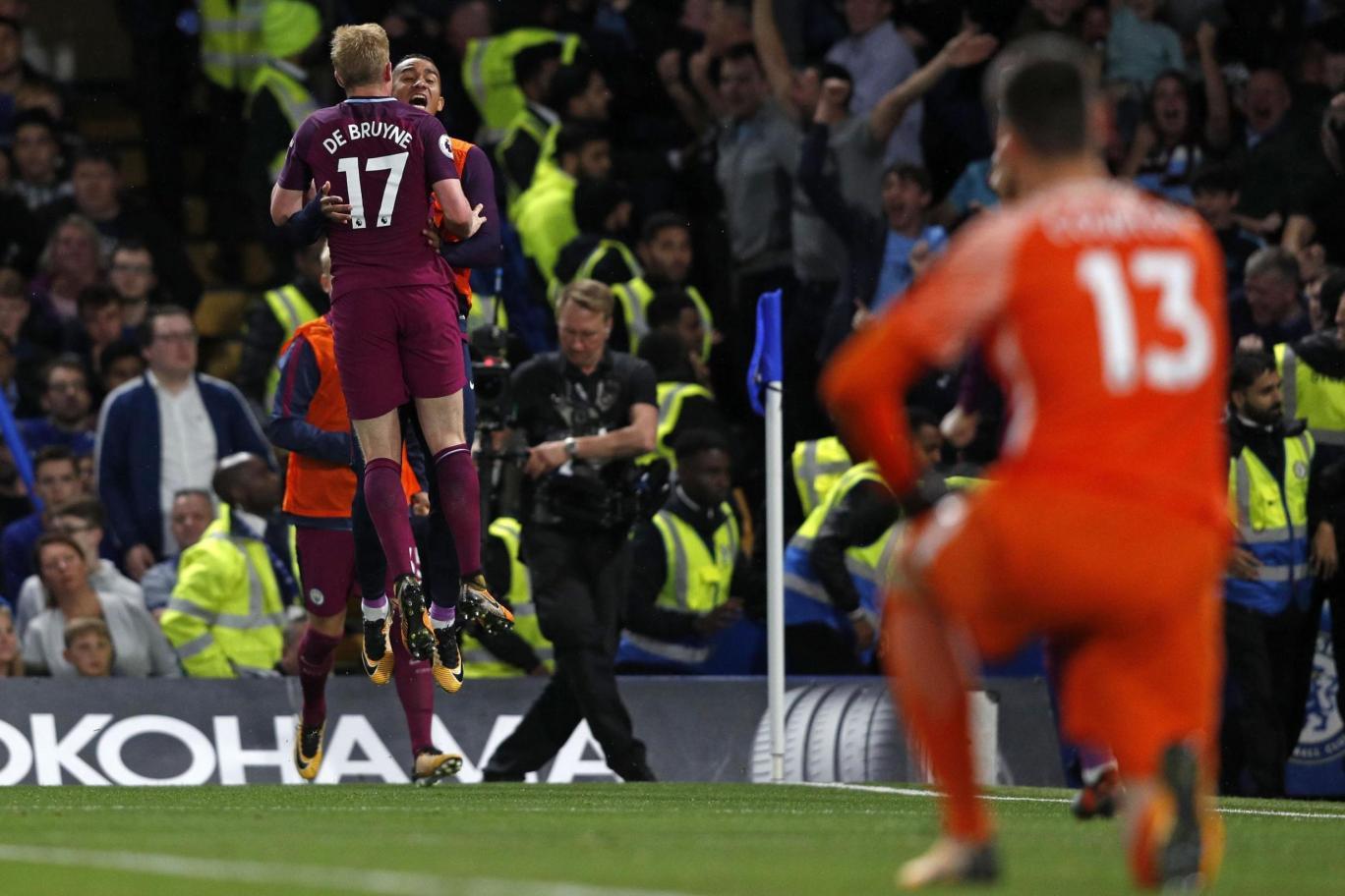 Manchester City–Chelsea: Chelsea V Manchester City